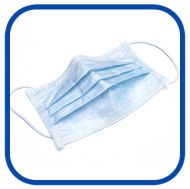 3 Ply Face Mask (Box of 50)